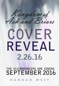 Cover Reveal Kingdom Of Ash And Briars