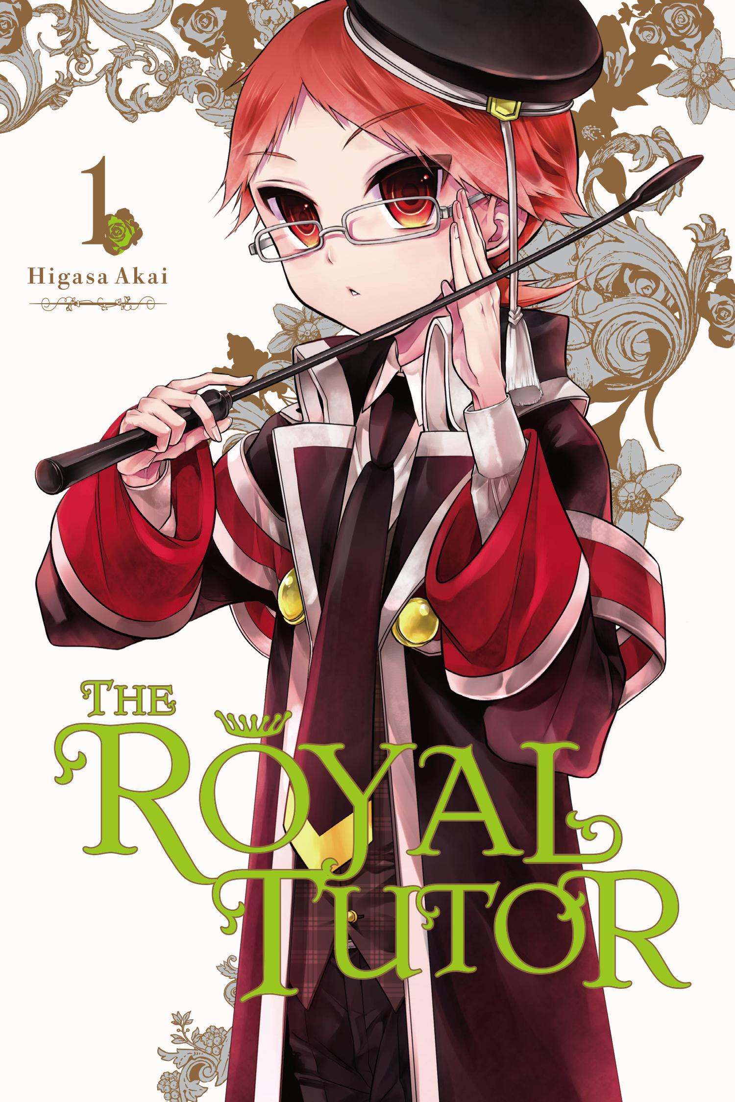 The Royal Tutor Volume 1 by Higasa Akai